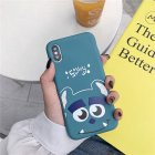 For VIVO V15 S1 Y66 Y67 Y91 Y95 Y93 Y97 Y83 Y85 Z3 Z3I V11I Z5X Z1 Pro TPU Cellphone Case Shell Back Cover blue