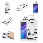 For XIAOMI Redmi 5A 3D Cute Coloured Painted Animal TPU Anti scratch Non slip Protective Cover Back Case white