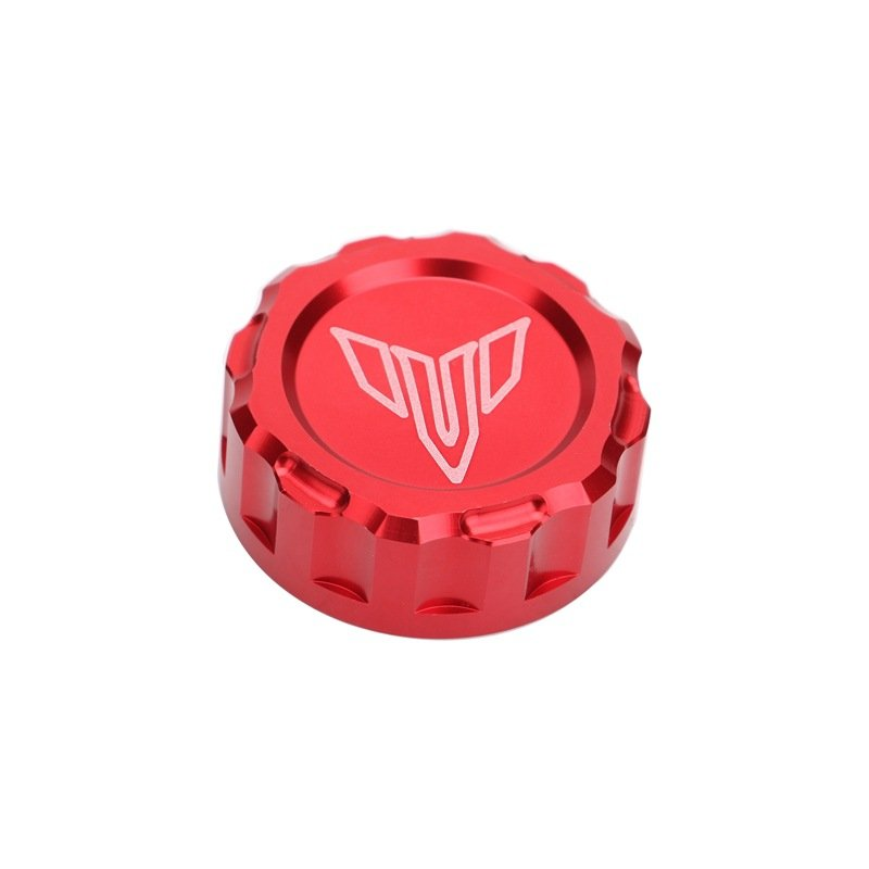 For Yamaha MT-09 FZ09 MT07 MT-07 35mm Cool Motorcycle CNC Aluminum Fuel Gas Oil Tank Cap Cover  red