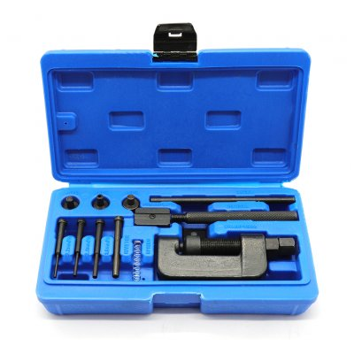Motorcycle Bike Chain Repair Tools Set