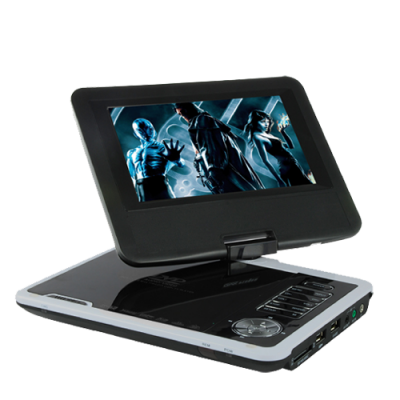 Wholesale 7 Inch Portable DVD Player With Swivel Screen Analog TV