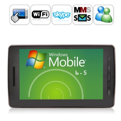 Windows Mobile 6.5 Phone