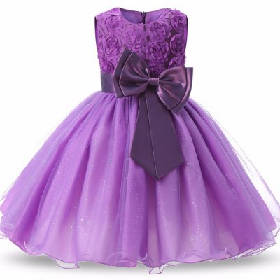 Formal Party Dresses Baby Girl Clothes
