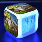 Fortnite Game Figures Alarm Clock