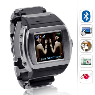 Terminal Touchscreen Watch Phone