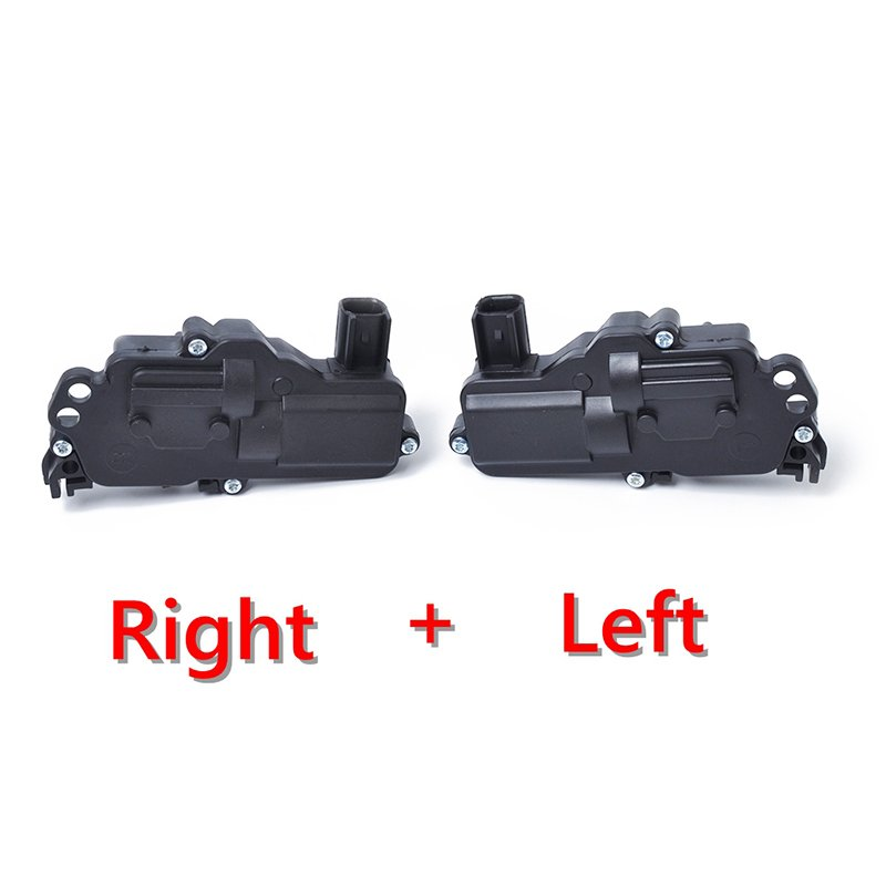 Front Left & Right Door Lock Actuator Combination 6L2Z78218A43AA 6L2Z78218A42AA for Ford