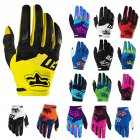 Full Finger Racing Motorcycle Gloves Non-slip Cycling Bicycle Gloves for MTB Bike Riding L