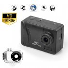 Full HD 1080p Wi Fi Action Sport Camera has a 1 8 Inch Screen  HDMI Output and a IP68 Waterproof Rating For Up To 40 Meters Deep