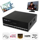 Full HD 1080p media elite center   Bit Torrent   2TB HDD ready   This is the number one rated  factory direct media entertainment center on the market today