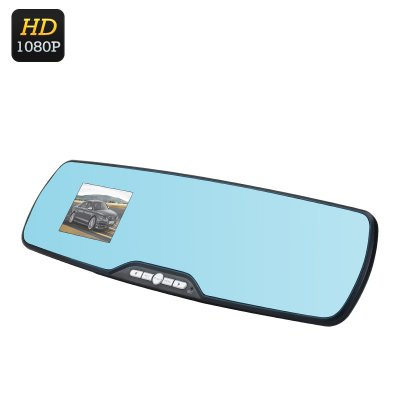 Full HD Rearview Mirror DVR