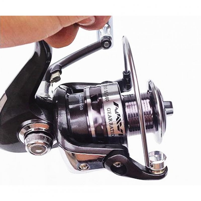Full Metal High Strength Spinning Fishing Wheel ACR2000