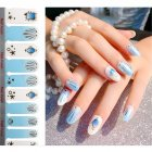 Full Wraps Shinning Nail Stickers Decals DIY Nail Art Stickers for 20 Fingers Normal specifications  23