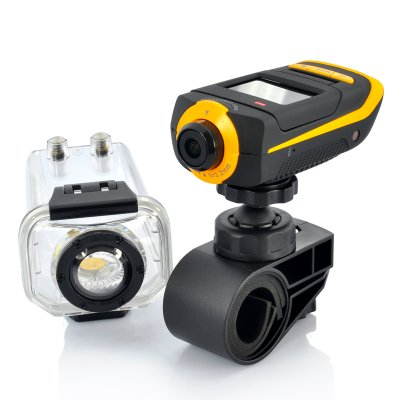 Full HD Sports Action Camera - ProView HD