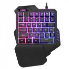 G30 One-handed Keypad - RGB version