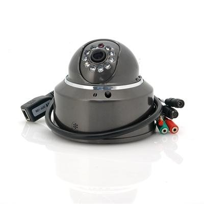 720p Dome IP Camera - Ace