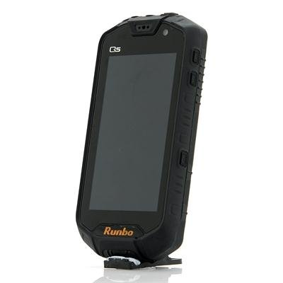 Runbo Q5 Rugged Smartphone 32GB (Black)