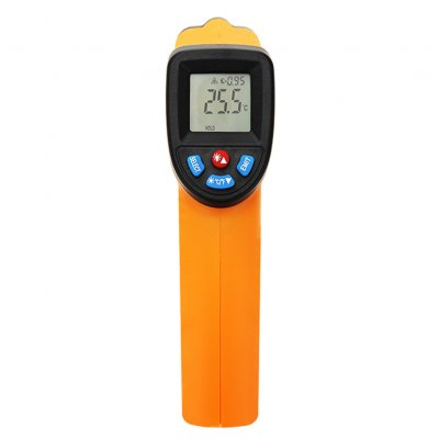 GM550 Digital Infrared Thermometer - Yellow