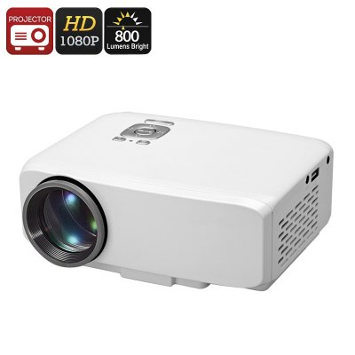 GP9S Mini Projector