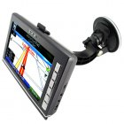 GPS vehicle multi media player  Touchscreen Portable Car Navigator