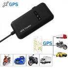 GT02A Car Gps Tracker Locator Real Time Track Monitor System For Car Motorcycle Tracking Accessories black
