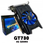 GT730 4GD3 Desktop HD Video Card Independent Game Video Card Graphics Card