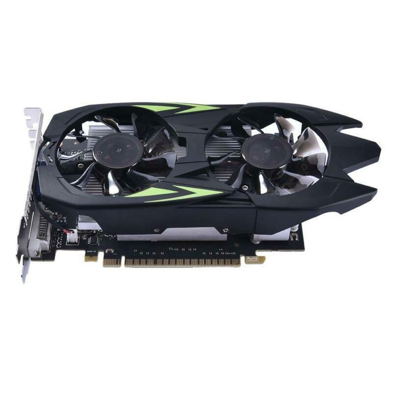 GTX1050Ti 4G DDR5 Desktop Computer Graphics Card Independent High Definition Game black