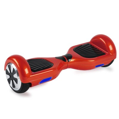 Dual Wheel Self Balancing Scooter (Red)