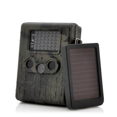 Solar Recharged HD Game Camera - SolarTrail