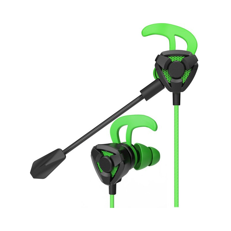 Gaming Earphone For Pubg PS4 CSGO Casque Games Headset 7.1 With Mic Volume Control PC Gamer Earphones G9 green