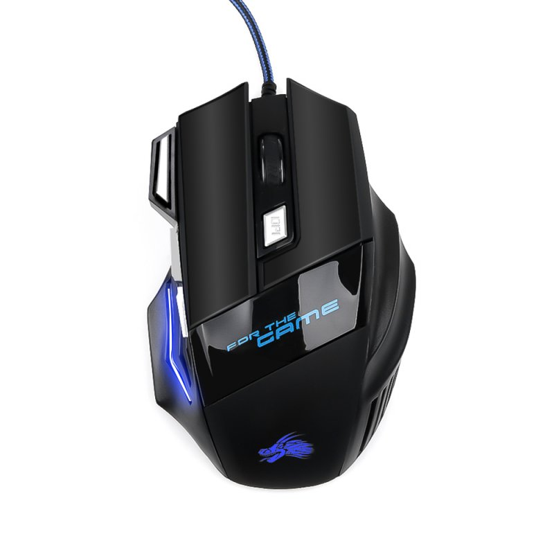 Gaming Mouse 7 Button USB Wired LED