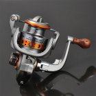 Gapless Mini Reel Ice Fishing Wheel Winter Fishing Reel Little Reel Rod Raft Fishing  XO 150 type