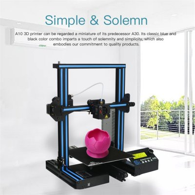 Wholesale Geeetech A10 DIY 3D Printer From China