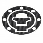 General Motorcycle Unique Tank Pad Protector Fishbone Sticker for Suzuki Honda 6