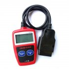 General Type Car Diagnostic Instrument for Automotive Obd Fault Detector red