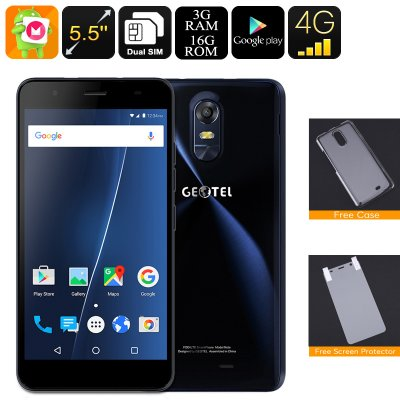 Android Smartphone Geotel Note (Blue)