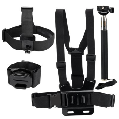 DAZZNE Kit For GoPro Cameras 8 in 1