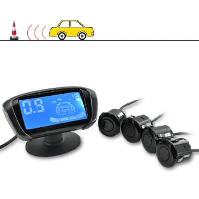 Rear View Parking Sensor