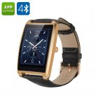 Bluetooth Waterproof Smart Watch (Golden)