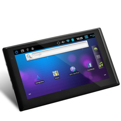 CyberNav 7 Inch Android GPS Tablet