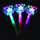 Crown Star Butterfly Moon Light Up LED Magic