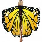 Girls Cloak Cute Butterfly Cloak for Dress Up Party Halloween Costume HD-003