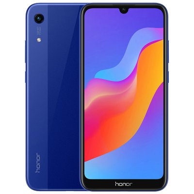 Wholesale Huawei HONOR 8A 3+64GB Smartphone Blue From China