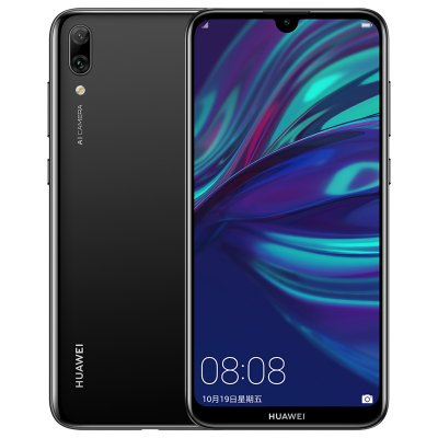 Huawei OTA Update Y7 Pro 3+32G Black Phone
