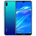 Global Rom Huawei Enjoy 9 Mobile Phone 6 26  3 32GB Huawei Y7 Pro 2019 Smartphone 4000mAh Aurora blue