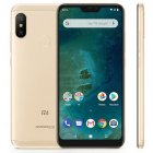 Xiaomi Mi A2 Lite 4+64GB Cellphone Gold