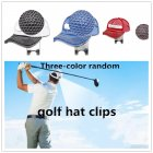 Golf Hat Ball Clip Fashion Patterns Markings Golf Unique Accessory Cap Clip  hat