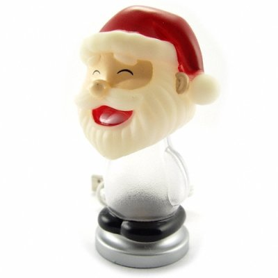 Santa Desktop Ornament