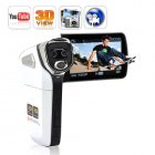 Great all purpose 3D camcorder for celebrating life events in 3D