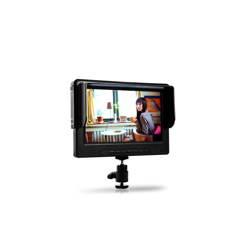 7 Inch On-Camera 1080P DSLR Monitor