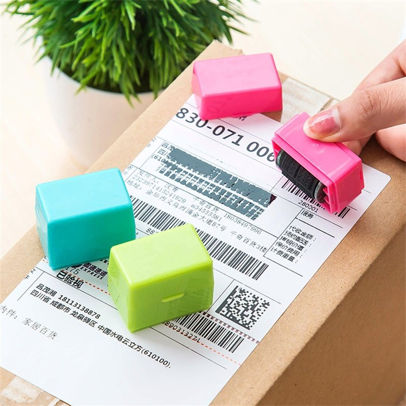 Theft Prevention Security Self-Inking Stamps